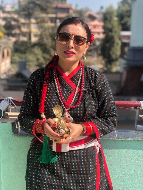 Mandevi Shrestha